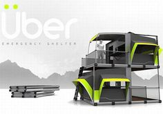 Sustainable shelter designs to offer instant refuge | Designbuzz : Design ideas and concepts