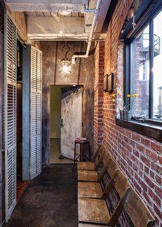 The Amazing, Wabi-sabi Influenced Portland Industrial Loft