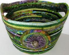 Coiled Rope Basket Bowl                                                                                                                                                      More