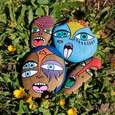 caras-mujeres-ilustracion-pnitas-piedras-stone