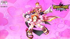 Grand Chase[BR] - Amy Superstar ========================= #louzzone #grandchase #game #amy