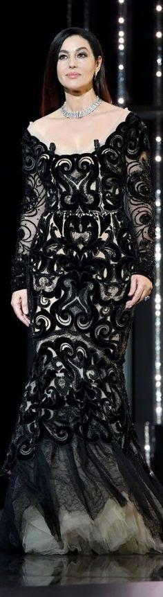 Monica Bellucci in Dolce & Gabbana - Cannes 2017