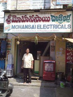 Sri mohanasai electricals | Electrical | Zonalinfo