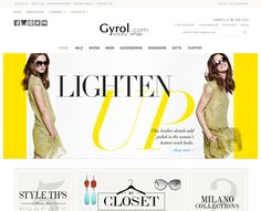 """Gyrol.com Luxury Shopping Outlet with a selection of the most prestigious Italian fashion brands.  Quality shoes and accessories for a memorable """"Shopping Experience"""" at attractive prices. Work Looks, Luxury Shop, Italian Fashion, Shoe Sale, The Selection, Bag Accessories, How To Memorize Things, Fashion Brands"""