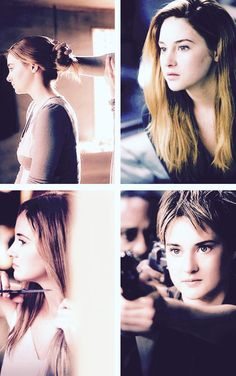 What's you're favorite Tris hairstyle? Long hair all the way ~Divergent~ ~Insurgent~ ~Allegiant~
