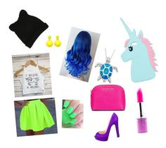 """UNICORN"" by ingridnr1 on Polyvore"