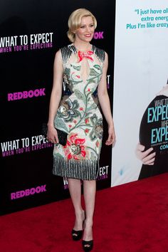 In or Out: Elizabeth Banks in Peter Pilotto | Tom & Lorenzo Fabulous & Opinionated