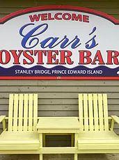 Carr's Oyster Bar Oyster Bar, Prince Edward Island, Burger King Logo, Oysters, Restaurant, Twist Restaurant, Restaurants, Supper Club, Dining