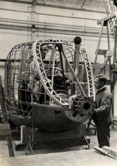 LZ127 Graf Zeppelin under construction