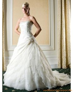 Mori Lee Robe de Mariée - Style 2915  robe de mariée boutique lyon ...