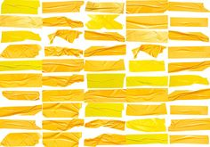 Ad: Tape Yellow by Jorge Salazares on 34 Tape Yellow PNG 300 DPI high resolution PNG files Includes bonus 24 tape High resolution Hello everyone! Welcome to my shop! I hope you Animal Logo, Hello Everyone, Tape, I Shop, How To Draw Hands, Photoshop, Yellow, Artwork, Objects