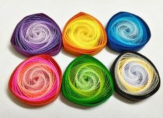 How to Make Quilling Vortex Coils - Quilling Paper Crafts Neli Quilling, Quilling Images, Quilling Videos, Quilled Roses, Paper Quilling Flowers, Paper Quilling Patterns, Paper Quilling Jewelry, Quilled Paper Art, Quilling Paper Craft