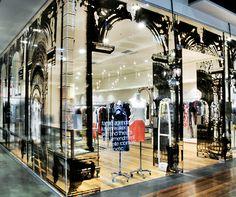 Fame Agenda boutique in Melbourne Central