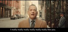 He's pretty amazing in it. | Tom Hanks Is In Carly Rae Jepsen's New Video And It's Amazing