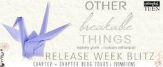 Other Breakable Things by Kelley York and Rowan Altwood (Book Blitz Excerpt & #Giveaway) - Wishful Endings