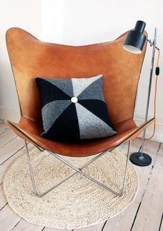 Buttlerfly chair