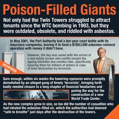 Twin Towers Poison-Filled Giants by OrderOfTheNewWorld on DeviantArt Weird Facts, Fun Facts, Crazy Facts, Inside Job, Out Of Touch, Conspiracy Theories, 911 Conspiracy, New World Order, History Facts