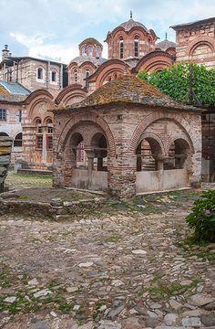 Historical Architecture, Ancient Architecture, Art Roman, Christian Church, Serbian, Kirchen, Eastern Europe, Byzantine, Fresco