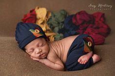 Jewel Toned Newborn Boys 7 PIECE Wrap Set {Jewel tones} • Rainbow Baby Line • Baby Wrap • Photo Prop | READY TO SHIP • by Sew Trendy