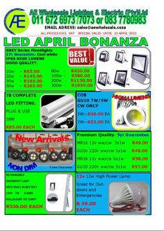 AE WHOLESALE LIGHTING