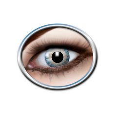 Découvrez toute notre gamme de lentilles fantaisies pour vos déguisements, changez votre regard avec ces lentilles bleues magique de la marque zoelibat.