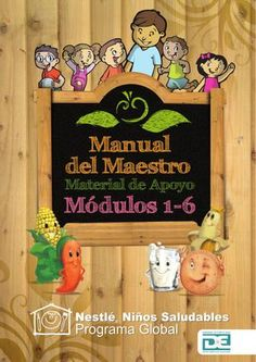 Manual del Maestro - Material de Apoyo: Módulos 1-6