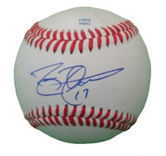 Atlanta Braves Tyler Flowers signed Rawlings ROLB leather Baseball w/ proof photo.  Proof photo of Tyler signing will be included with your purchase along with a COA issued from Southwestconnection-Memorabilia, guaranteeing the item to pass authentication services from PSA/DNA or JSA. Free USPS shipping. www.AutographedwithProof.com is your one stop for autographed collectibles from Atlanta sports teams. Check back with us often, as we are always obtaining new items.