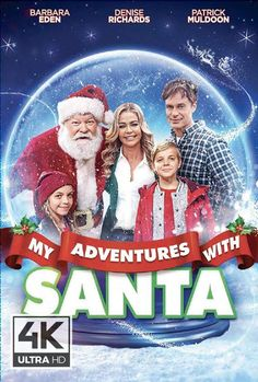Denise Richards, Patrick Muldoon, Erick Devine, Aidan Foley, and Rhys Olivia Cote in My Adventures with Santa Barbara Eden, Denise Richards, Hd Movies, Movie Tv, Opening Credits, Movies To Watch Online, Ex Machina, The 5th Of November, December