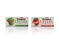 Trident Layers Packaging Design. ruthwaddingham.com #trident