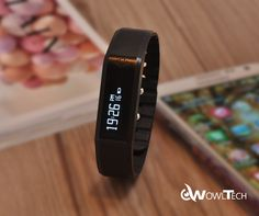 MotivBand - Advanced Solution to Healthy Living, Now by Wowl Tech — Kickstarter