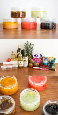 Homemade face scrub | DIY Stuff