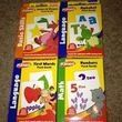 Playskool Flash Cards ~ Set of 4 (Alphabet, Numbers, Colors & Shapes, First Words) $14.49 (save $15.50)