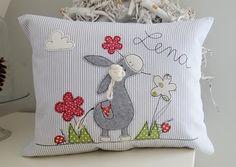 Small Pillows, Baby Pillows, Kids Pillows, Decorative Pillows, Homemade Pillow Cases, Homemade Pillows, Applique Cushions, Sewing Pillows, Cuddle Pillow