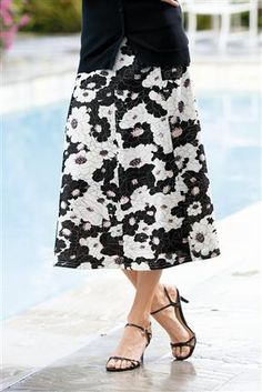 Linen-Blend-A-line-Skirt-by-JG-Hook