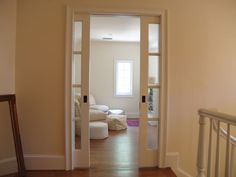 Pocket doors – space-saving alternatives with an architectural effect Love, Love, Love pocket doors EVERYWHERE!