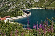 Lago di Fedaia, Trento, Italy by Giuseppe  Peppoloni on 500px