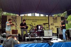 Lost Bayou Ramblers at Louisiana Cajun Zydeco Festival.