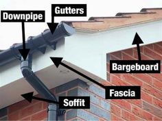 Bargeboard Yahoo Search Results Fascia Roofing Roof Problems
