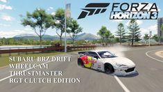 Forza Horizon 3   Subaru BRZ Drift   Wheelcam   Thrustmaster RGT