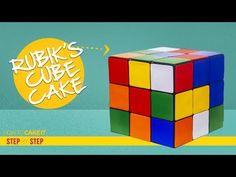 How To Make The Ultimate CAKE | Cake of Cakes Tutorial | How To Cake It | Yolanda Gampp - YouTube Cookie Cake Icing, Cookie Cake Designs, Cookie Cake Decorations, Cookie Dough Frosting, Cookie Cake Birthday, Cake Pops Recipe Video, Cake Designs For Kids, Alphabet Cake, Doughnut Cake
