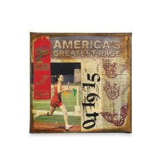 Sports Canvas..great coach's gift