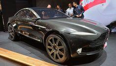 If James Bond drove an electric car, it'd be this Aston Martin concept
