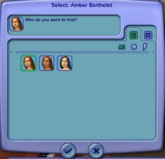 Selectable NPC - AL Sims 2 Hair, Best Mods, Download Cc, Hacks, Tools, Instruments, Tips