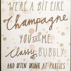 Image result for champagne quotes
