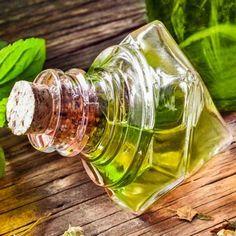Badezusätze - Rezept zum selber machen für Badeöl für Erkältungsbad