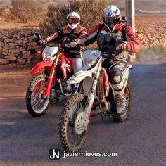 Deseando salir con los chicos a disfrutar de las motos, compartimos la misma pasión, me siento afortunado.  ;-)