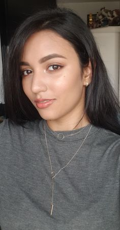 Glossy valentines day look