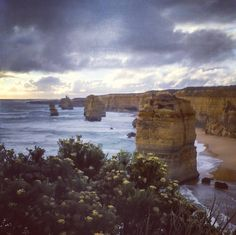 One of many pictures taken of some the best scenery I've ever seen driving The Great Ocean Road this weekend! #GreatOceanRoad #Australia #12Apostles by lashoesmith