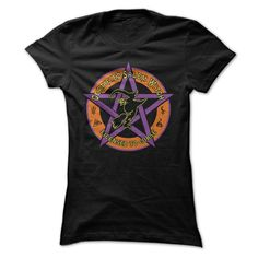 Certified Salem Witch - Licensed To Curse T-Shirts, Hoodies, Sweaters