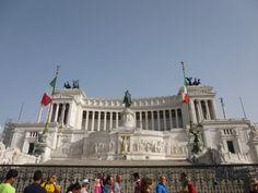 """Monumento a Vittorio Emanuele II.  (""""Il Vittoriano"""" - Altare della Patria)"""